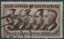 SUDAFRICA - AFRICA DEL SUR 1960 Union Day. USAD - USED. - África Del Sur (1961-...)