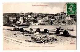 66 - BANYULS-SUR-MER . FEMMES DE PÊCHEURS - Réf. N°143 - - Banyuls Sur Mer