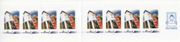Aland MNH 2006 Booklet Pictue Postage - Girl Posting Letter - Aland