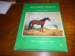 Top Livre A Hundred Horses By Juliet Mc Leod Nombreuses Gravures Dessins Chevaux - Cheval - Culture