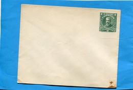 "CHILI-Enveloppe Entier Postal""2 C Vert  -MONTI-neuf ***années 1895-1900 - Chile"