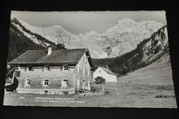 256-Alpengasthaus Soesaplana Im Nenzinger Himmel - Nenzing