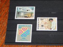 Niger 1983 World Communication Year MNH__(TH-19148) - Niger (1960-...)