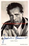 Joachim Hansen - Autographes