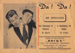 De Pinguins - Autographes