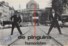 De Pinguins Humoristen - Autographes