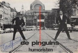De Pinguins Humoristen