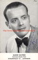 Mario Silvero - Autographes
