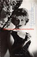 Frieda Linzi - Autographes