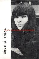 Josee Straks - Autographes
