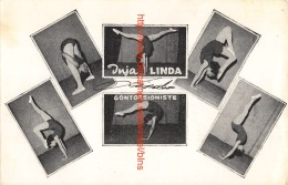 Inja Linda - Autographes