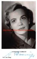 Annemarie Duringer