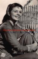 Sabine Sinjen - Autographes