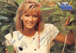 Lynn Wesenbeek - Autographes