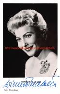 Winnie Markus - Autographes