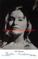 Ruth Niehaus - Autographes