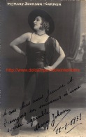 Mary Johnson - Carmen
