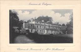 50 - VALOGNES - Chateau De Beaumont. - Valognes