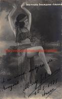 Mary Johnson - Lakme - Autographes