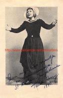Tante Corry - Autographes