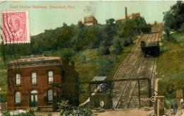 HAMILTON EAST INCLINE RAILWAY - Hamilton