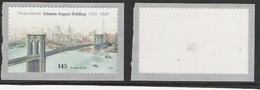 2006 Allem. Fed.  Mi. 2546** MNH Folienstamp Mii Nr. 70   200. Geburtstag Von Johann August Röbling - Unused Stamps