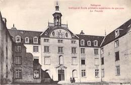 50 - Valognes - Collège & école Primaire Supérieure De Garçons. La Façade. - Valognes