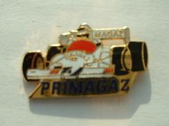Pin´s F1 - PRIMAGAZ - F1