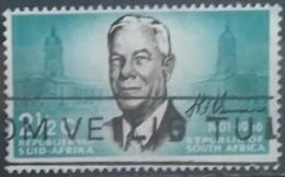 SUDAFRICA - AFRICA DEL SUR 1966 Verwoerd Commemoration. USAD - USED. - África Del Sur (1961-...)