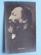 Peter BENOIT ( Fotokaart ) Anno 1912 ( Details Zie Foto´s ) !! - Artistes