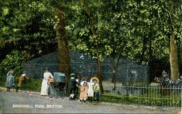 LONDON - BROCKWELL PARK, BRIXTON 1909 Lo1121 - London Suburbs