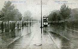 LONDON - EALING COMMON - RECORD RAINFALL 15th JUNE 1903  Lo1157 - London Suburbs
