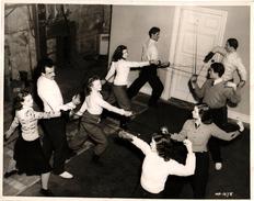 1 PHOTO    FENCING ESCRIME FECHTEN Film Peter  Murray Pat Godard - Escrime