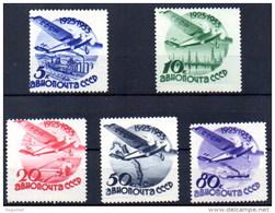 Rusia Aereo 041/45 ** Foto Estandar. 1934. Falso. Dent 10 3/4
