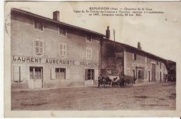 Cpa  Replonges  Quartier De La Gare - Otros Municipios