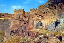 Acrocorinto - L'entrata Della Fortezza - 858 - Formato Grande Non Viaggiata – E1 - Grecia