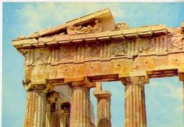 Athens - Parthenon Eastern Port Of Pediment - 985-109 - Formato Grande Non Viaggiata – E1 - Grecia