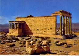 Athens - The Erechtheion - 985-9 - Formato Grande Non Viaggiata – E1 - Grecia