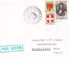 France-JUVISY-4/6/1950-XXVè Anniversairz De La Mort De Camille Flammarion ( Astronome) - Cinema