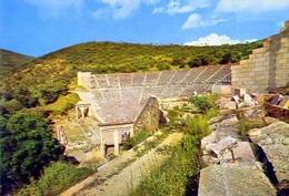 Epidaurus - Das Theater - 26 - Formato Grande Non Viaggiata  – E1 - Grecia