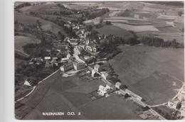 AK -  WALDHAUSEN Im Strudengau - Fliegeraufnahme 1955 - Perg
