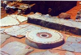 Mallia - Creta - Resti Delle Rovine Del Palazzo - 1208 - Formato Grande Non Viaggiata – E1 - Grecia