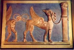 Museo Di Heraclion - Affresco Del Palazzo Di Cnosos - 170 - Formato Grande Non Viaggiata – E1 - Grecia