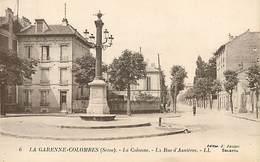 A-17-F.4670 :  LA GARENNE-COLOMBES. RUE D ASNIERES - La Garenne Colombes