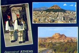 Souvenirof Athens - Formato Grande Non Viaggiata – E1 - Grecia