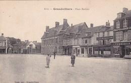CAFE DU BALCON/GRANDVILLIERS   (LF1) - Cafés