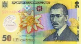 ROMANIA 50 LEI 2005 (2016) P-120 UNC [RO120a16] - Romania
