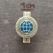Badge (Pin) ZN004939 - Biathlon World Championships Minsk Belarus Soviet Union 1974 - Biathlon