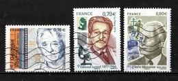 2016  YT/ 5034 5043 5035 - France