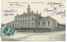 CPA / VILLEMOMBLE LA MAIRIE FACADE NORD OUEST / 1910 - Villemomble